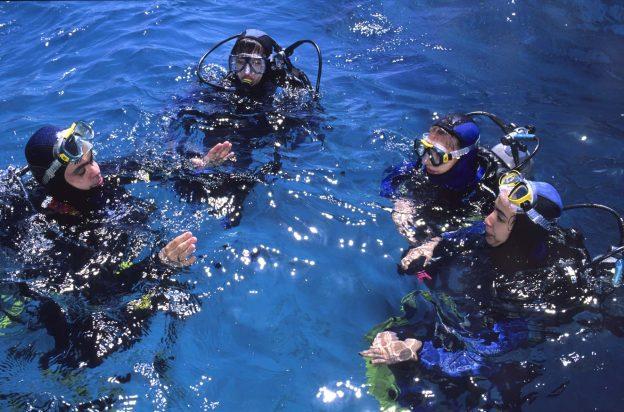 Bautismo Centro Submarinismo Cala Montjoi Cap de Creus