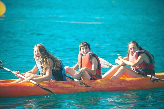 Kayak al Cap de Creus