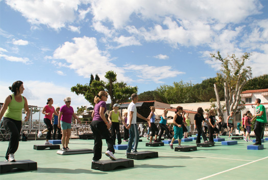 Cala Montjoi Animations