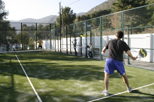 Padel Ciutad Holiday Activities