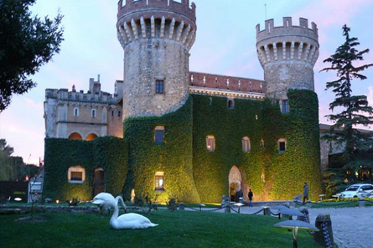 Castell Peralada Costa Brava