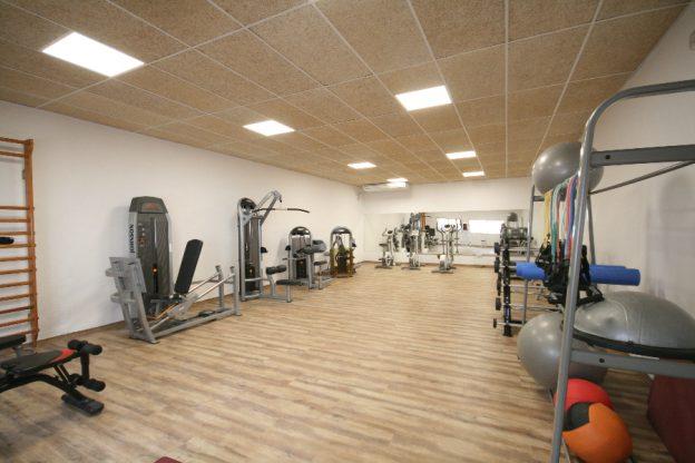 Cala Montjoi Gym