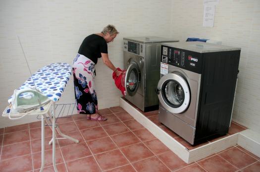 lavanderia Cala Montjoi