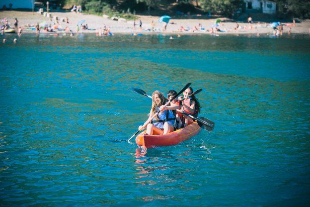Kayak Cala Montjoi Costa Brava