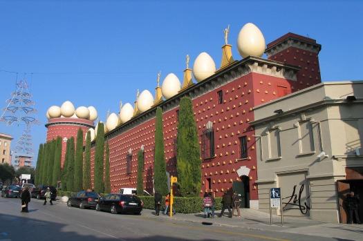 Museo Dali Figueres Costa Brava