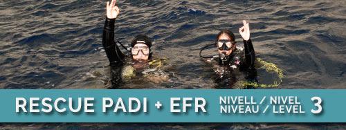 padi-rescue-submarinismo-buceo-costa-brava