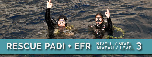 padi-rescue-submarinisme-busseig-costa-brava