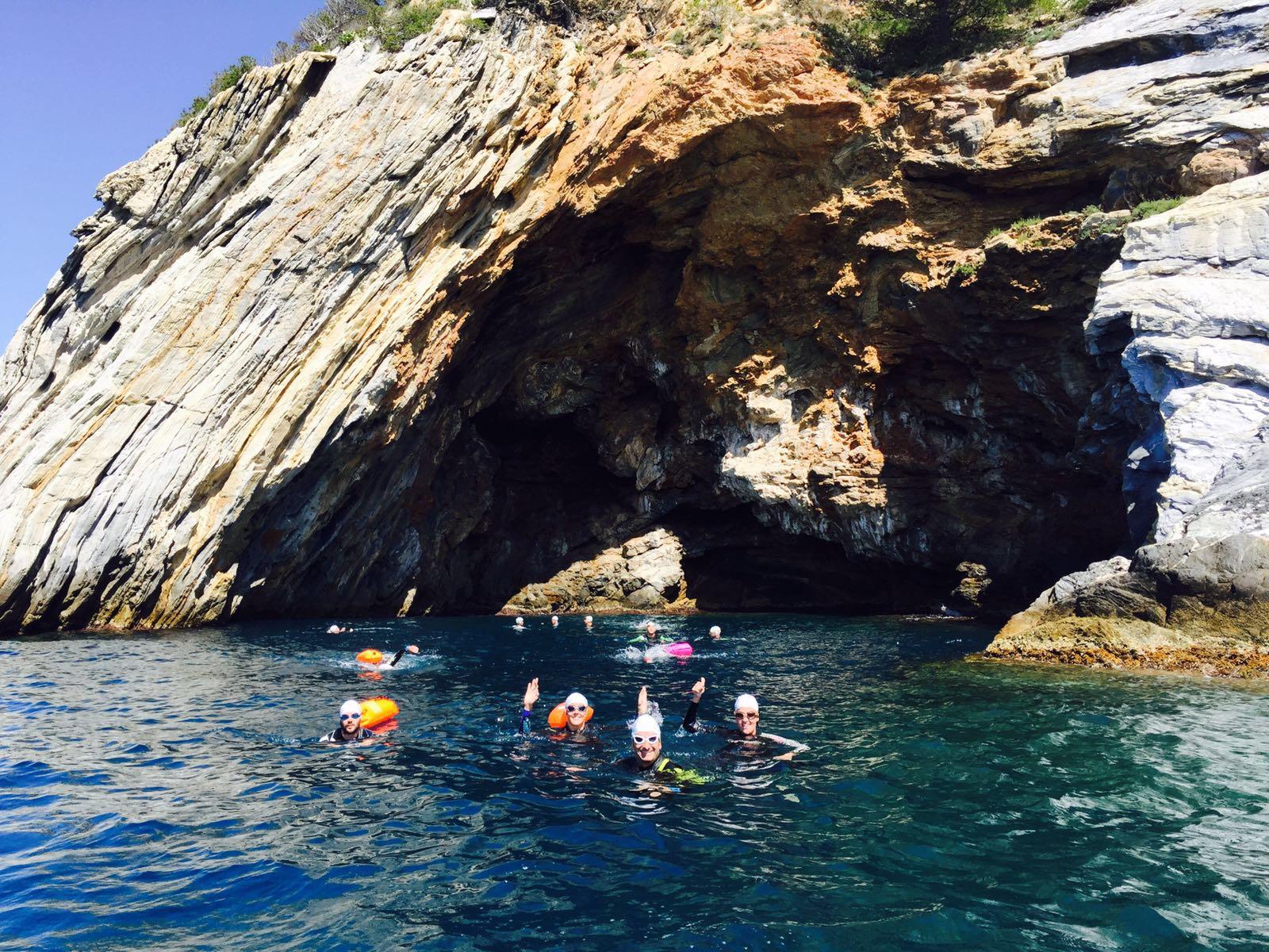 Swimming Cap de Creus Cala Montjoi