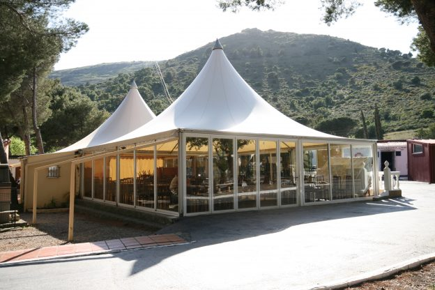 Events Tent Room
