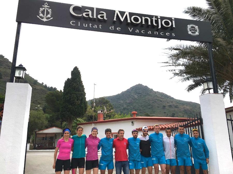 nouveau concept db61f 6e924 Team Salomon in Cala Montjoi | Bungalows Costa Brava Cala ...