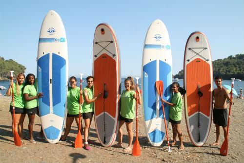 paddle surf costa brava cap de creus