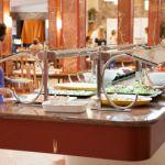 Cala Montjoi restaurant buffet