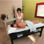Cala Montjoi city massages relaxing holidays