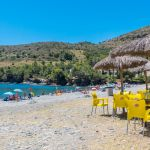 Cala Montjoi beach bar